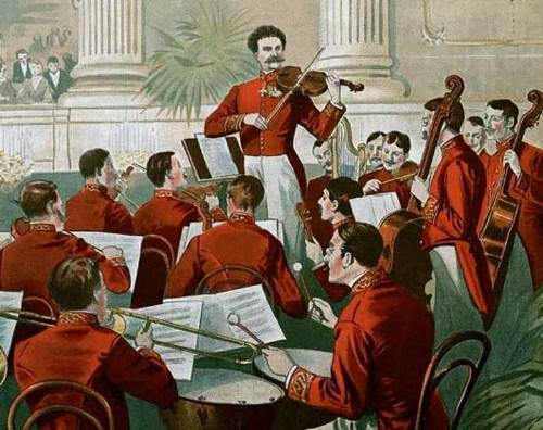Renowned Johann Strauss Jr