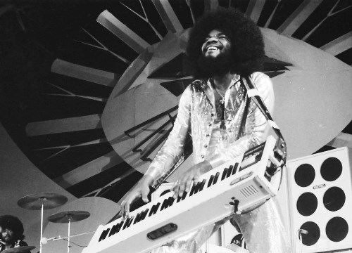 Talented Billy Preston