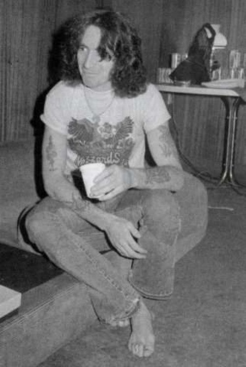 Talented Bon Scott