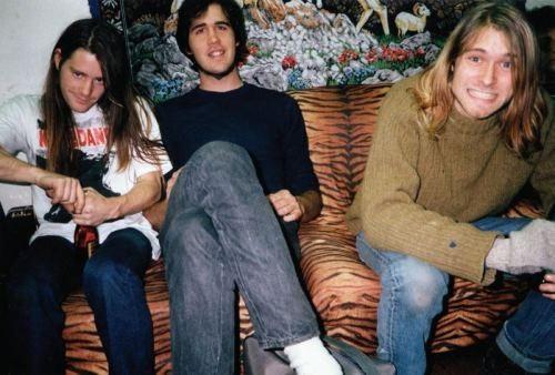 Talented Kurt Cobain