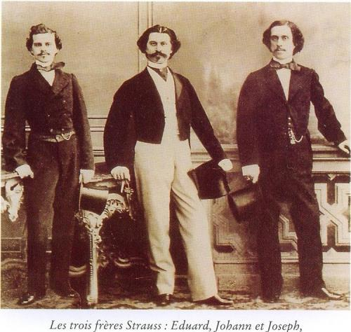 Three Strauss