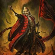 Vlad Dracula is a cruel warrior and ruler of Wallachia