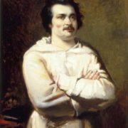 Well known Honore de Balzac