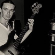 Well known Jaco Pastorius