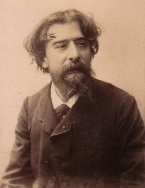 Alphonse Daudet - French novelist