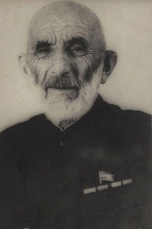 Dagestan poet Gamzat Tsadasa