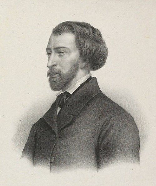 Dramatist Alfred de Musset