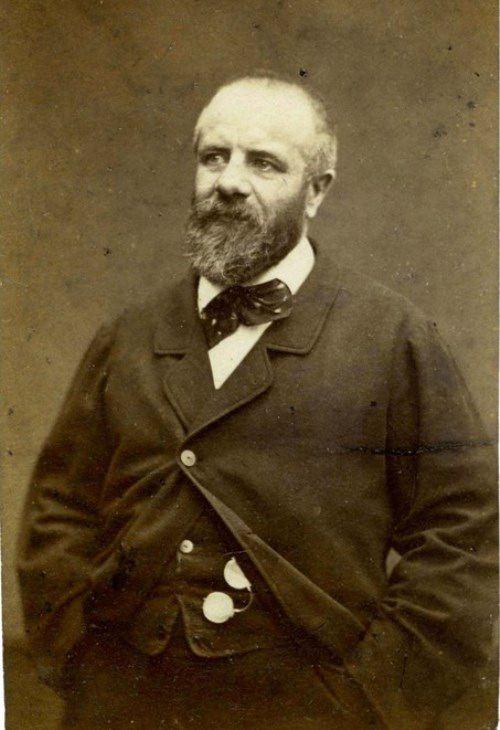 Eugene Pottier - French revolutionary