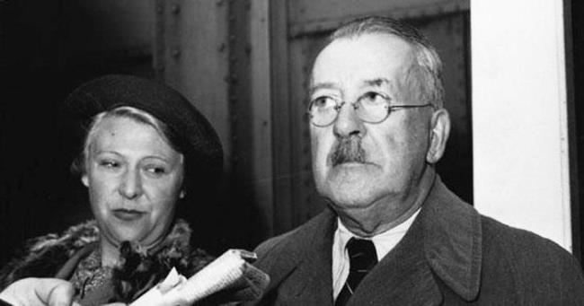 Famous Heinrich Mann