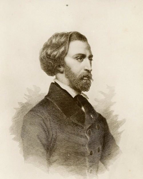 French poet Alfred de Musset