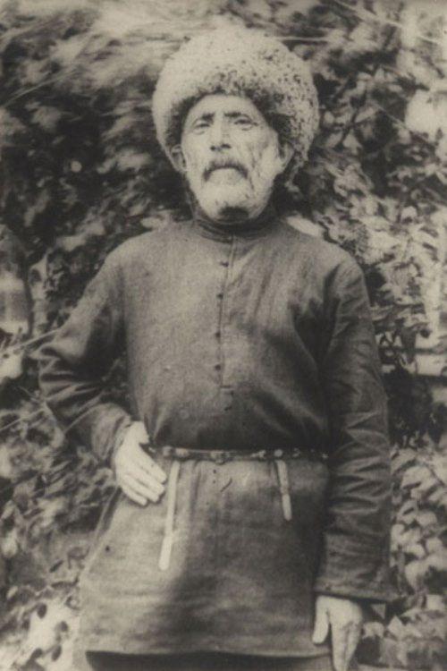Gamzat Tsadasa - first national poet of Dagestan