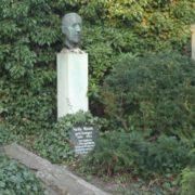 Grave of Heinrich Mann