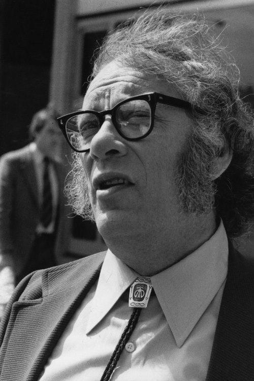 Great Isaac Asimov