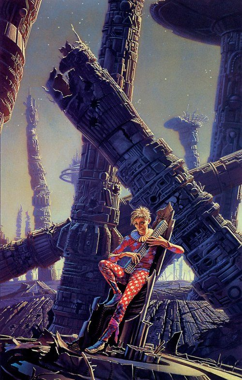 Michael Whelan - Foudation and Empire