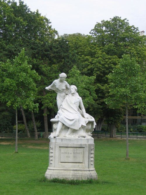 Monument to Alfred de Musset