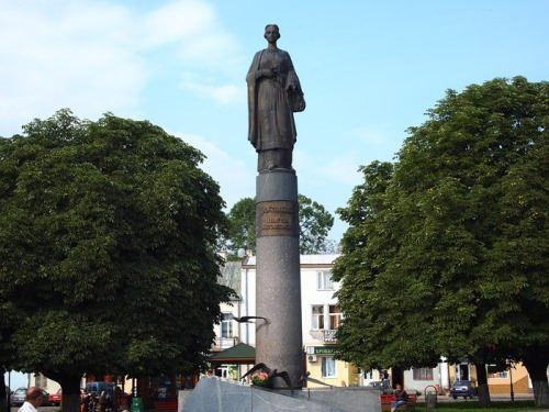 Monument to Roksolana