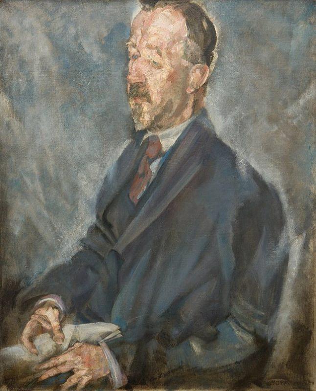 Prominent Heinrich Mann