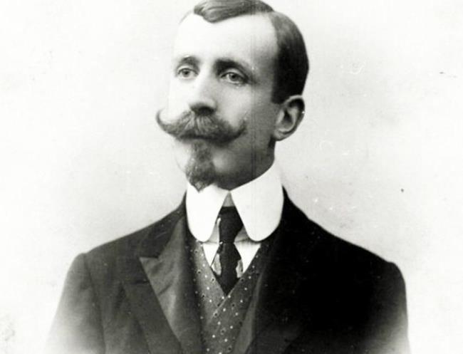 Renowned Heinrich Mann