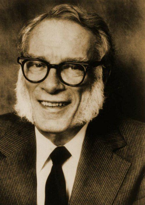 Respected Isaac Asimov