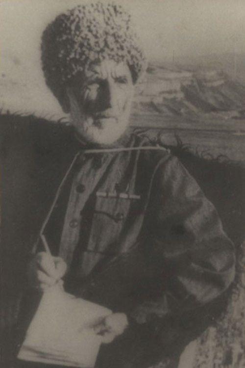 Soviet poet Gamzat Tsadasa