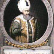 Suleiman I (1520-1566). The Ottoman Sultan