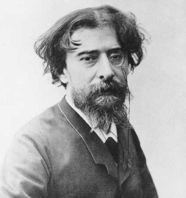 Talented Alphonse Daudet