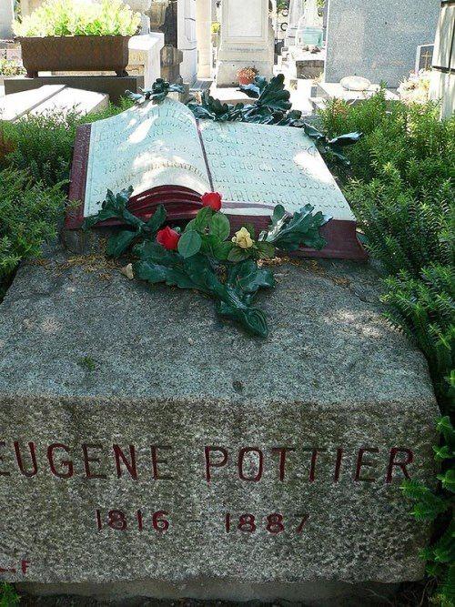 Tomb of Eugene Pottier