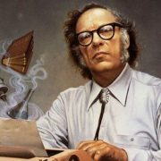 Well known Isaac Asimov