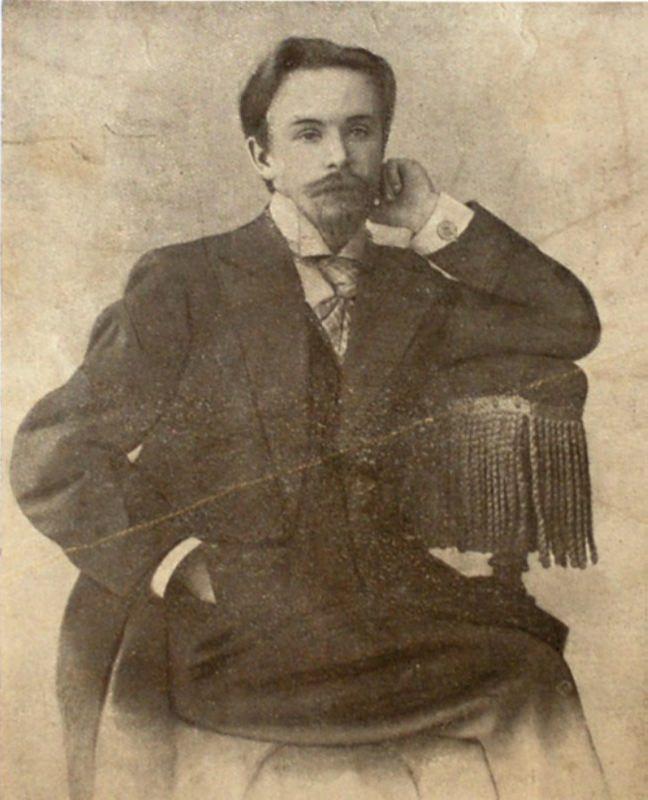 Alexander Nikolaevich Scriabin, 1899
