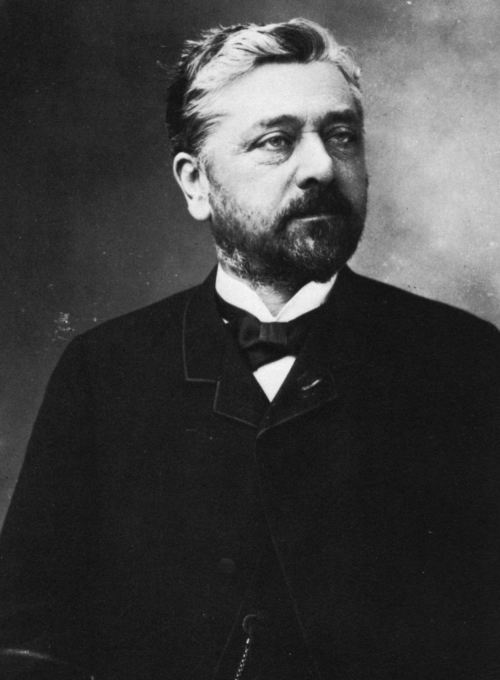 Gustave Eiffel - French engineer