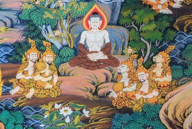 Buddhism as a religion
