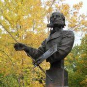 Bust of Ivan Aivazovsky