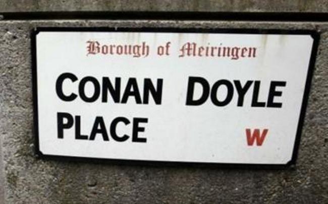 Conan Doyle Place