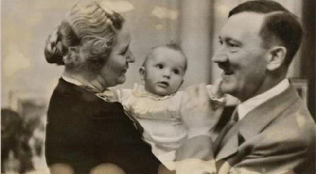 Emma Goering and Hitler