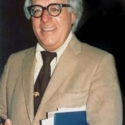 Famed Ray Bradbury in 1975