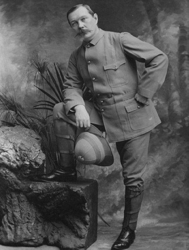 Famous Arthur Conan Doyle