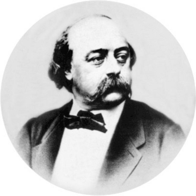 Famous Gustave Flaubert