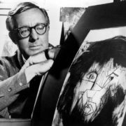 Great Ray Bradbury, 1966. (AP Photo)