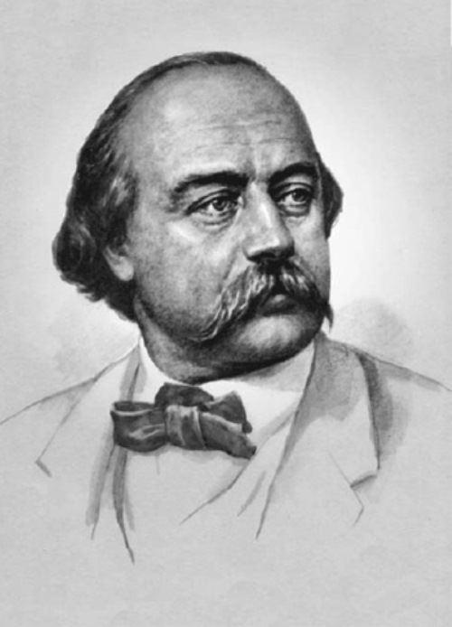 Gustave Flaubert - French novelist