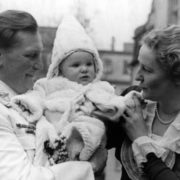 Hermann Goering and his family