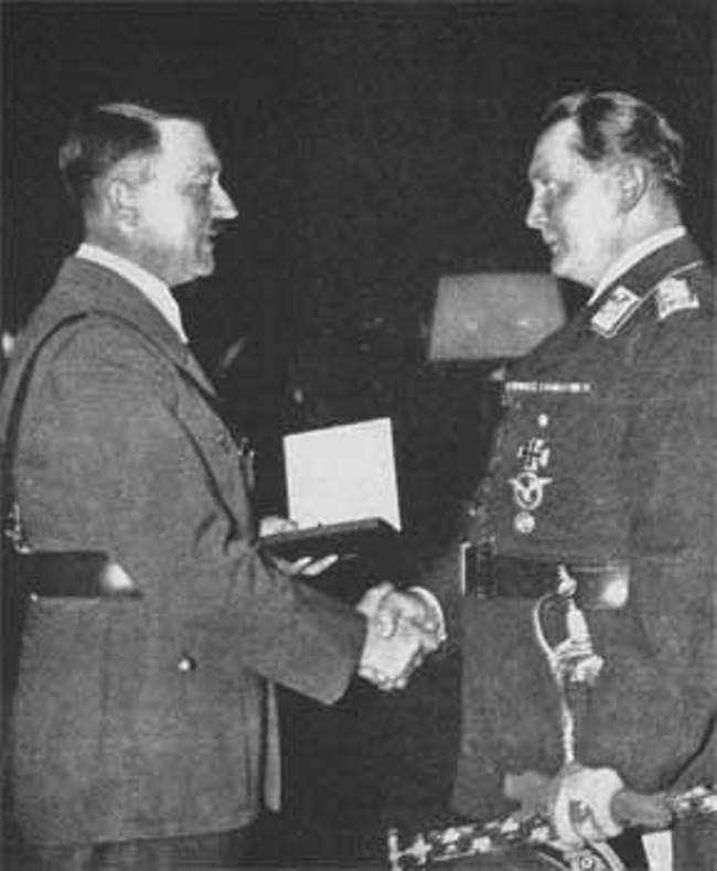 Hitler and Göring