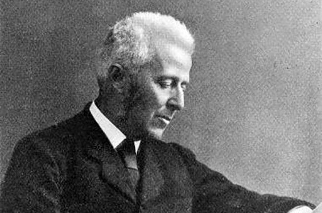 Joseph Bell is a prototype of Sherlock Holmes