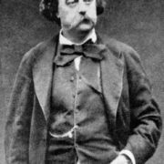 Known Gustave Flaubert