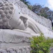 Lying Buddha in Vietnam