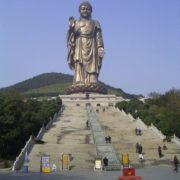 Monument Great Buddha in Wuxi, China