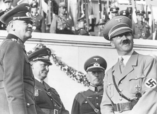 Most influential people in Nazi Germany