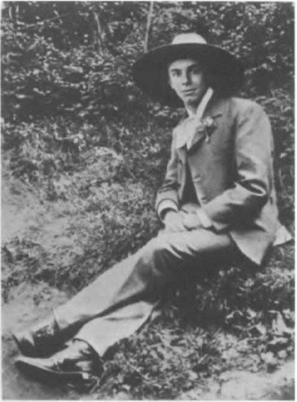 Outstanding Alexander Scriabin, 1894
