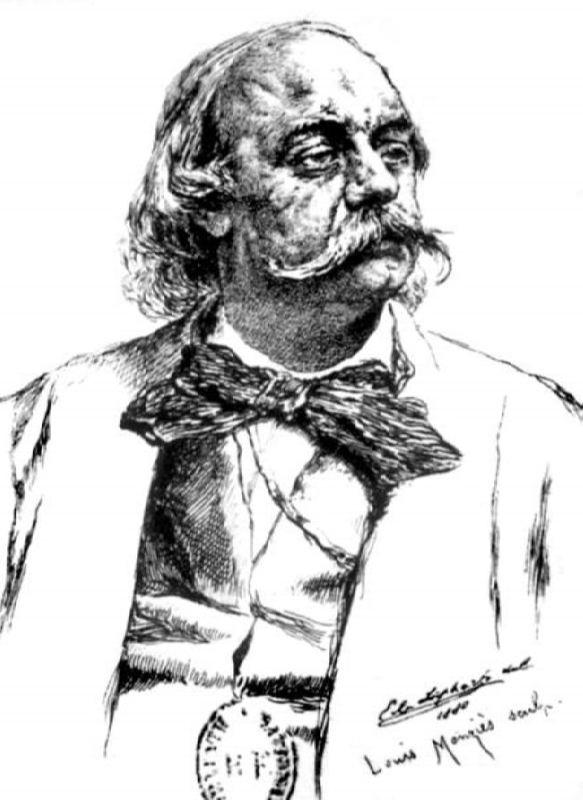Outstanding Gustave Flaubert