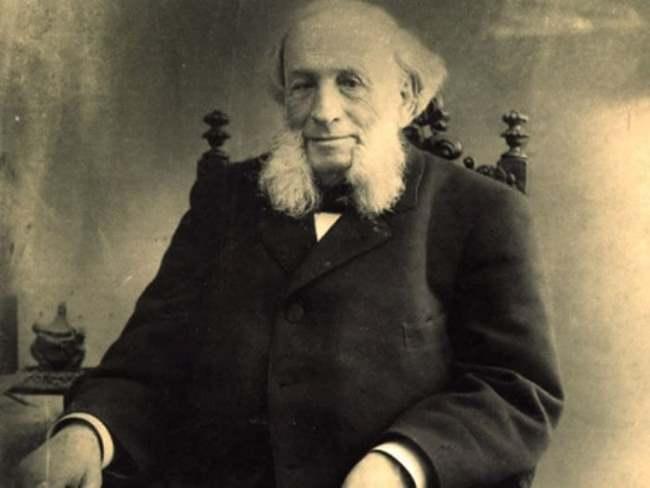 Outstanding painter Ivan Aivazovsky