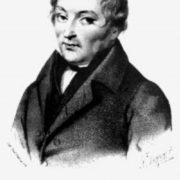 Portrait of G. Flaubert's father